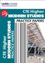 CfE Higher Modern Studies Practice Papers for SQA Exams (Practice Papers for SQA Exams)