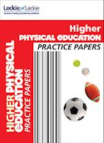 CfE Higher Physical Education Practice Papers for SQA Exams (Practice Papers for SQA Exams)