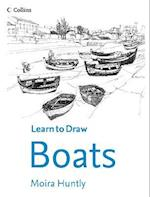 Boats (Collins Learn to Draw S)