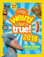 Weird But True! 2018 (Weird but True)
