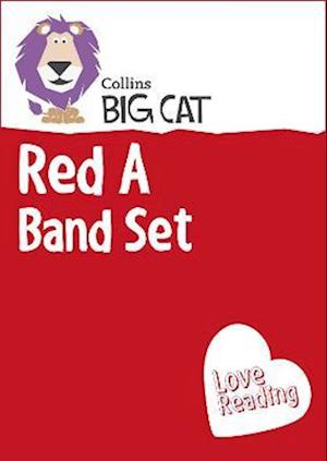 Red A Band Set