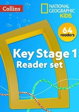 National Geographic Readers KS1 Set