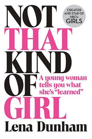 Not That Kind of Girl (HB)