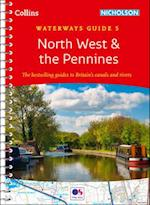 North West & the Pennines No. 5 (Collins/Nicholson Waterways Guides, nr. 5)
