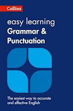 Easy Learning Grammar and Punctuation [Second Edition] (Easy Learning, nr. 02)