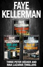 Peter Decker 3-Book Thriller Collection (Peter Decker and Rina Lazarus Crime Thrillers) af Faye Kellerman