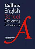 Collins School Dictionary & Thesaurus (Collins School)