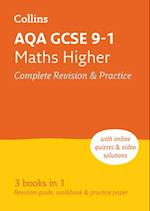 AQA GCSE Maths Higher All-in-One Revision and Practice (Collins GCSE Revision and Practice New Curriculum)