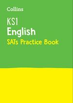 KS1 English SATs Practice Workbook af Collins KS1