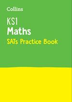 KS1 Maths SATs Practice Workbook