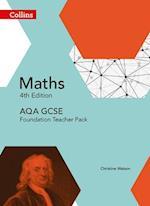 Collins Gcse Maths -- Aqa Gcse Maths Foundation Teacher Pack (Collins GCSE Maths)