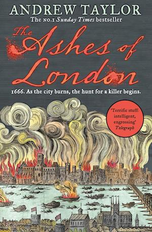 Bog, paperback The Ashes of London af Andrew Taylor