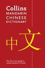 Collins Mandarin Chinese Dictionary Paperback edition