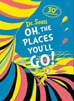 Oh, The Places You'll Go! Deluxe Slipcase edition af Dr Seuss