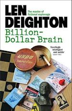 Billion-Dollar Brain af Len Deighton