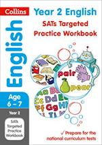 Year 2 English SATs Targeted Practice Workbook af Collins KS1