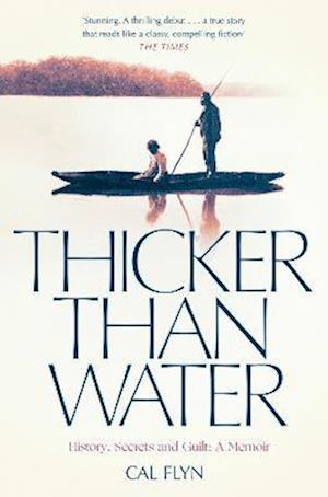 Bog, paperback Thicker Than Water af Cal Flyn