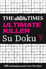 The Times Ultimate Killer Su Doku Book 7 af The Times Mind Games
