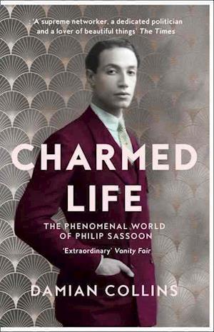 Bog, paperback Charmed Life af Damian Collins