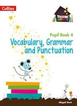 Vocabulary, Grammar and Punctuation Year 4 Pupil Book af Abigail Steel