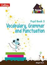 Vocabulary, Grammar and Punctuation Year 3 Pupil Book af Abigail Steel