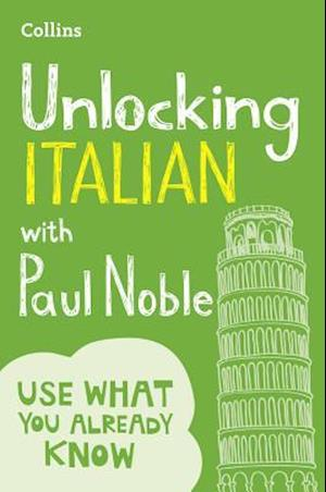 Bog, paperback Unlocking Italian with Paul Noble af Paul Noble