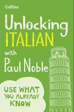 Unlocking Italian with Paul Noble af Paul Noble