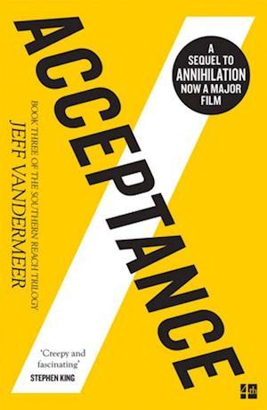 Acceptance (PB) - (3) The Southern Reach Trilogy - B-format