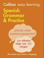 Easy Learning Spanish Grammar and Practice af Collins Dictionaries