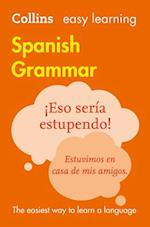 Easy Learning Spanish Grammar af Collins Dictionaries