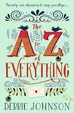 The A-Z of Everything af Debbie Johnson