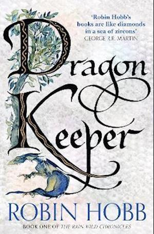 Bog, paperback Dragon Keeper af Robin Hobb