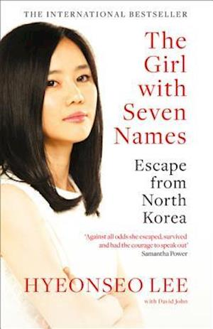 Bog, paperback The Girl with Seven Names af Hyeonseo Lee