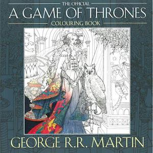Bog paperback The Official A Game of Thrones Colouring Book af George R. R. Martin