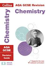 AQA GCSE Chemistry Revision Guide (Collins GCSE Revision and Practice New Curriculum)