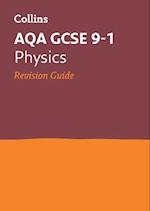 AQA GCSE Physics Revision Guide (Collins GCSE Revision and Practice New Curriculum)