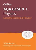 AQA GCSE Physics All-in-One Revision and Practice (Collins GCSE Revision and Practice New Curriculum)