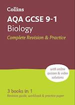 AQA GCSE Biology All-in-One Revision and Practice (Collins GCSE Revision and Practice New Curriculum)