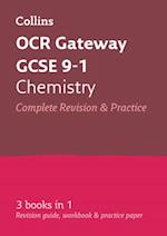OCR Gateway GCSE Chemistry All-in-One Revision and Practice (Collins GCSE Revision and Practice New Curriculum)