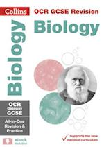 OCR Gateway GCSE Biology All-in-One Revision and Practice (Collins GCSE Revision and Practice New Curriculum)