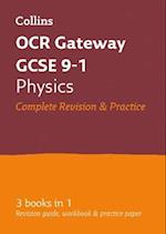 OCR Gateway GCSE Physics All-in-One Revision and Practice (Collins GCSE Revision and Practice New Curriculum)