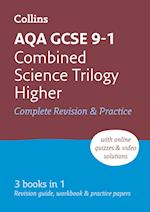 AQA GCSE Combined Science Trilogy Higher All-in-One Revision and Practice (Collins GCSE Revision and Practice New Curriculum)