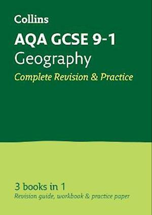 Bog, paperback AQA GCSE Geography All-in-One Revision and Practice af Collins Uk