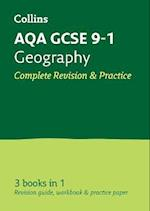 AQA GCSE Geography All-in-One Revision and Practice (Collins GCSE Revision and Practice New Curriculum)