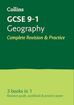 GCSE Geography All-in-One Revision and Practice (Collins GCSE Revision and Practice New Curriculum)