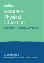 GCSE Physical Education All-in-One Revision and Practice (Collins GCSE Revision and Practice New Curriculum)