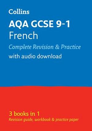 AQA GCSE 9-1 French All-in-One Revision and Practice