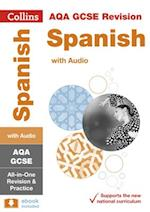 AQA GCSE Spanish All-in-One Revision and Practice (Collins GCSE Revision and Practice New Curriculum)