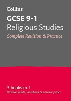 Bog, paperback GCSE Religious Studies All-in-One Revision and Practice af Collins Uk