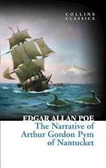 The Narrative of Arthur Gordon Pym of Nantucket af Edgar Allan Poe